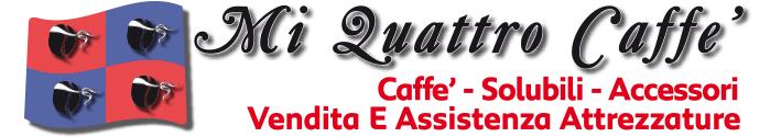 logo Mi quattro caffe per sito