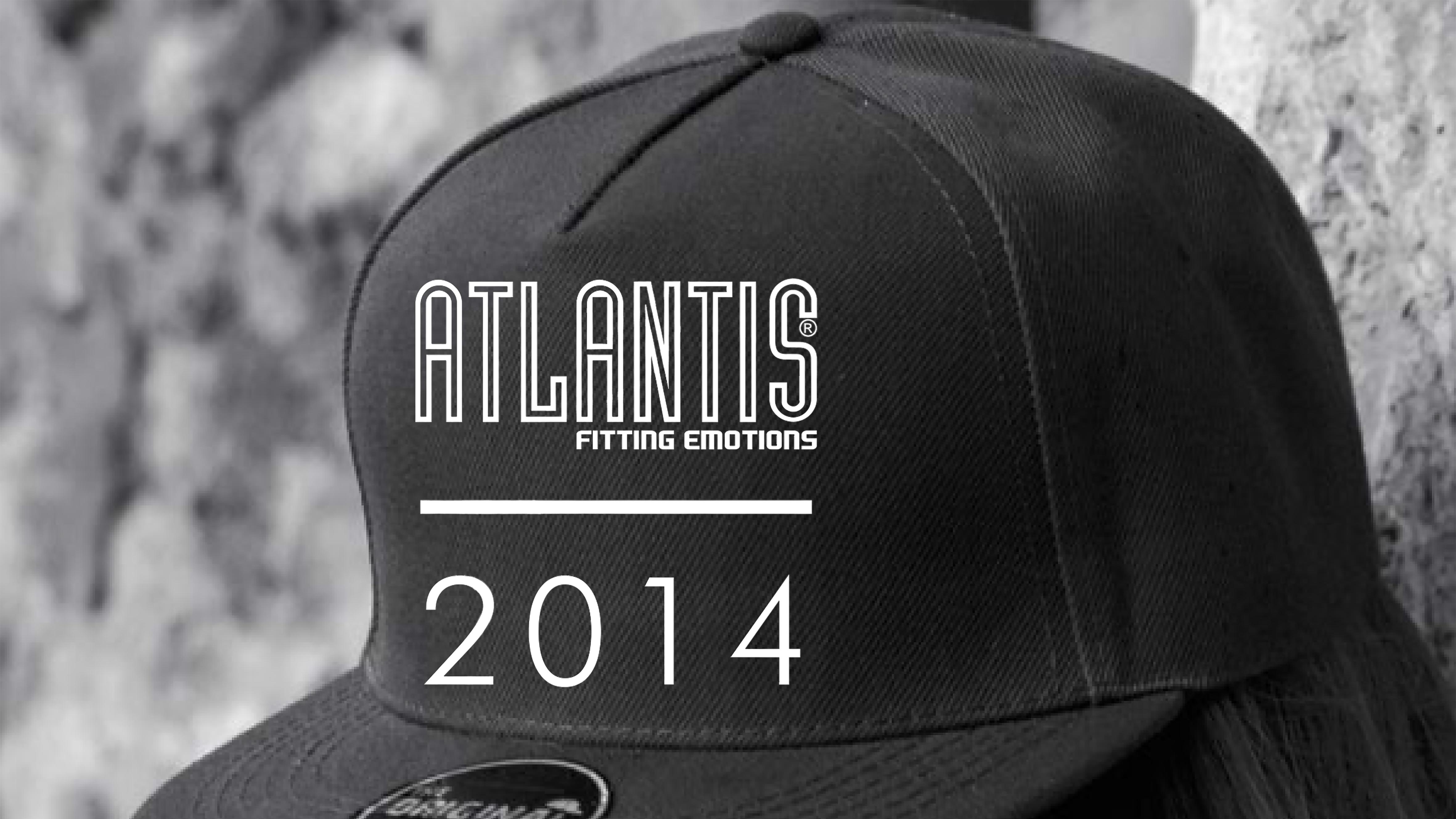 copertina catalogo Atlantis 2014